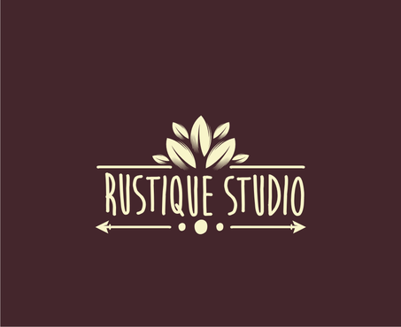 Rustique Studio A Logo, Monogram, or Icon  Draft # 65 by otakkecil