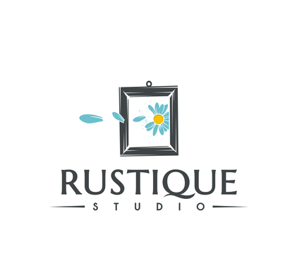 Rustique Studio A Logo, Monogram, or Icon  Draft # 74 by otakkecil