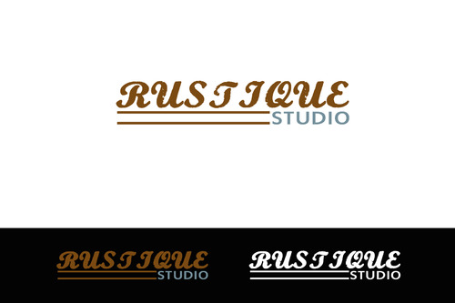 Rustique Studio A Logo, Monogram, or Icon  Draft # 76 by ryoma
