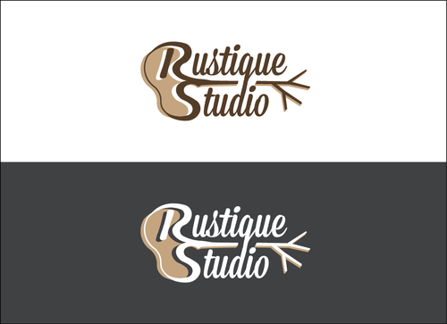 Rustique Studio A Logo, Monogram, or Icon  Draft # 82 by atmos