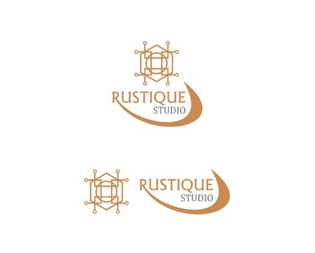 Rustique Studio A Logo, Monogram, or Icon  Draft # 84 by DHAR2015