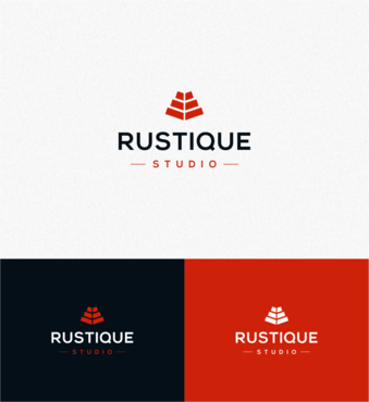 Rustique Studio A Logo, Monogram, or Icon  Draft # 87 by ambigram