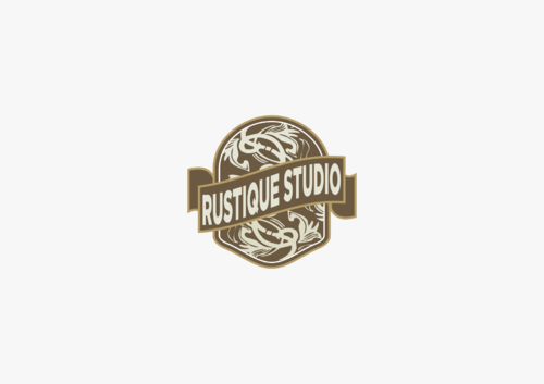 Rustique Studio A Logo, Monogram, or Icon  Draft # 93 by Qianzi