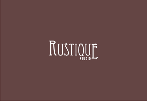 Rustique Studio A Logo, Monogram, or Icon  Draft # 94 by onetwo