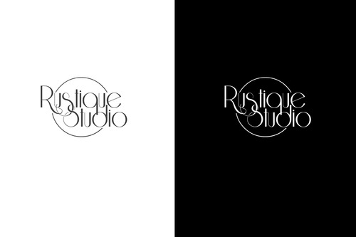 Rustique Studio A Logo, Monogram, or Icon  Draft # 98 by RobertoB