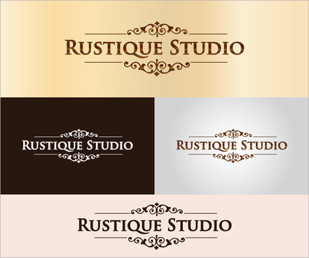 Rustique Studio A Logo, Monogram, or Icon  Draft # 99 by mgdesigner08