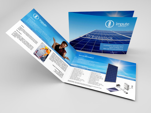 Design brochure for products including - Solar Panels, Solar inverter, Electronic Bidet, LED Bulb Marketing collateral  Draft # 20 by gugunte