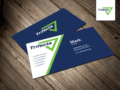Company Logo Business Cards and Stationery  Draft # 129 by iDesign