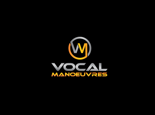 Vocal Manoeuvres (or initials) A Logo, Monogram, or Icon  Draft # 227 by SimpleDG