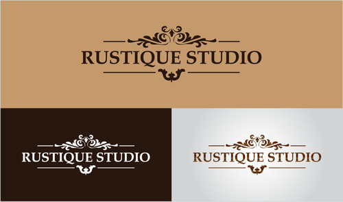 Rustique Studio A Logo, Monogram, or Icon  Draft # 111 by mgdesigner08