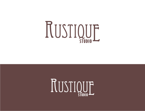 Rustique Studio A Logo, Monogram, or Icon  Draft # 118 by onetwo