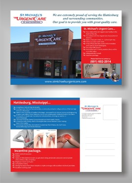 St. Michael's Urgentcare  Marketing collateral  Draft # 11 by syukurkurnia