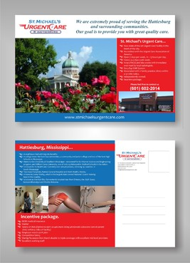 St. Michael's Urgentcare  Marketing collateral  Draft # 12 by syukurkurnia