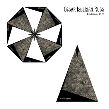 Oscar Isberian Rugs Other  Draft # 26 by ManchevaDesigns