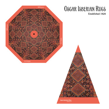 Oscar Isberian Rugs Other  Draft # 27 by ManchevaDesigns