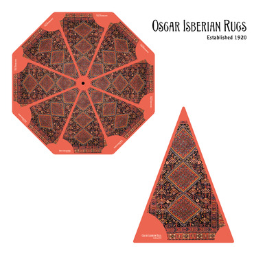 Oscar Isberian Rugs Other  Draft # 28 by ManchevaDesigns