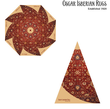 Oscar Isberian Rugs Other  Draft # 29 by ManchevaDesigns