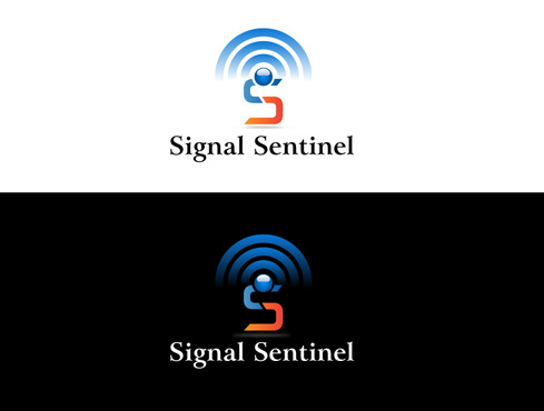 Signal Sentinel A Logo, Monogram, or Icon  Draft # 190 by Tjcdesign