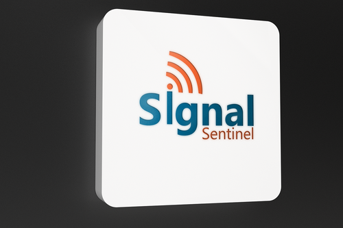 Signal Sentinel A Logo, Monogram, or Icon  Draft # 262 by logoGamerz