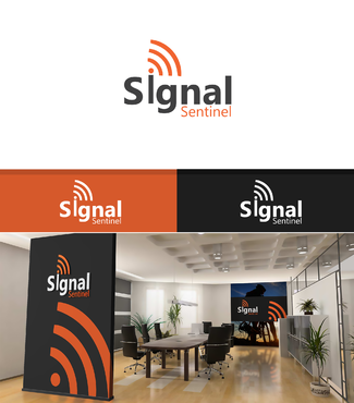 Signal Sentinel A Logo, Monogram, or Icon  Draft # 264 by logoGamerz