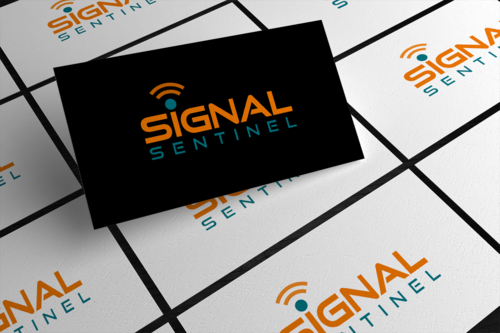 Signal Sentinel A Logo, Monogram, or Icon  Draft # 313 by B4BEST