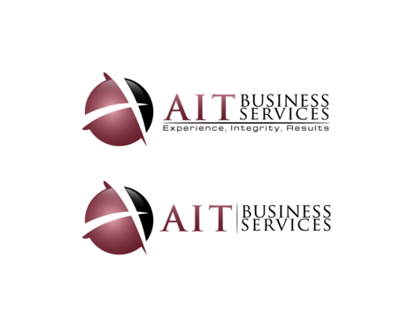 AIT Business Services A Logo, Monogram, or Icon  Draft # 259 by psstudio