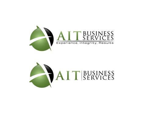 AIT Business Services A Logo, Monogram, or Icon  Draft # 260 by psstudio
