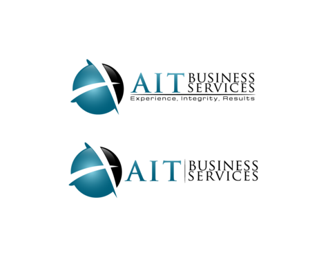 AIT Business Services A Logo, Monogram, or Icon  Draft # 261 by psstudio