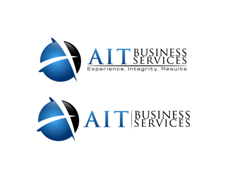 AIT Business Services A Logo, Monogram, or Icon  Draft # 270 by psstudio