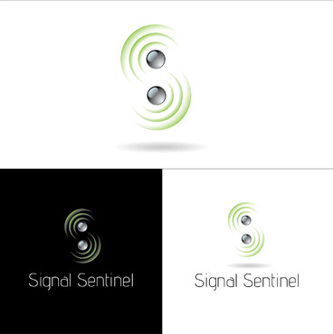 Signal Sentinel A Logo, Monogram, or Icon  Draft # 444 by creativeoutline