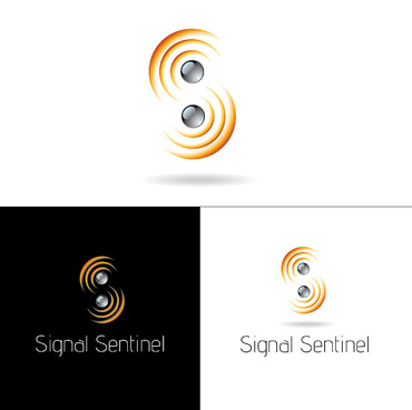 Signal Sentinel A Logo, Monogram, or Icon  Draft # 445 by creativeoutline