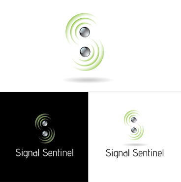 Signal Sentinel A Logo, Monogram, or Icon  Draft # 448 by creativeoutline