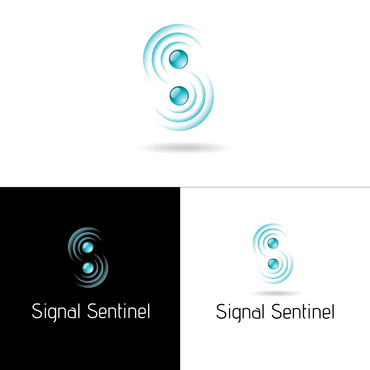 Signal Sentinel A Logo, Monogram, or Icon  Draft # 450 by creativeoutline