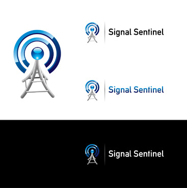 Signal Sentinel A Logo, Monogram, or Icon  Draft # 451 by creativeoutline