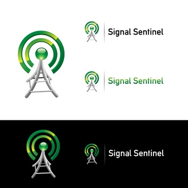 Signal Sentinel A Logo, Monogram, or Icon  Draft # 453 by creativeoutline