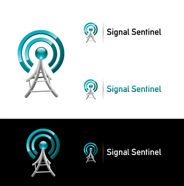 Signal Sentinel A Logo, Monogram, or Icon  Draft # 454 by creativeoutline