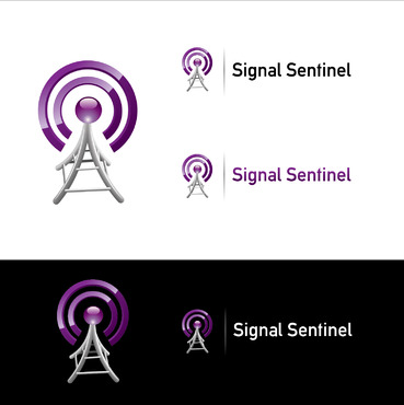 Signal Sentinel A Logo, Monogram, or Icon  Draft # 455 by creativeoutline