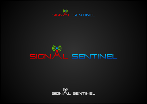 Signal Sentinel A Logo, Monogram, or Icon  Draft # 511 by MuDiNat