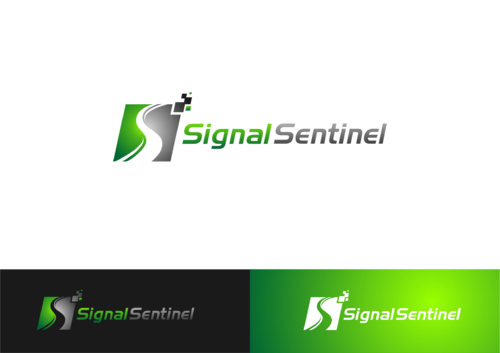Signal Sentinel A Logo, Monogram, or Icon  Draft # 524 by KejamDia