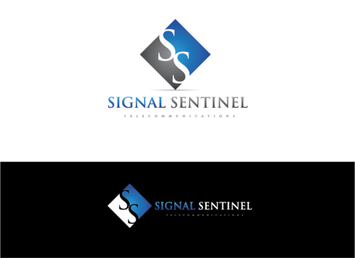 Signal Sentinel A Logo, Monogram, or Icon  Draft # 529 by PrintMedia