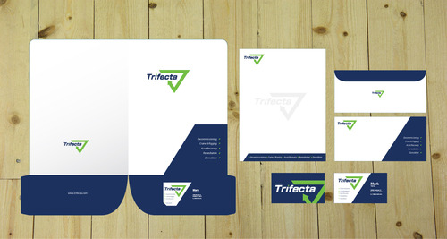 Company Logo Business Cards and Stationery  Draft # 325 by iDesign