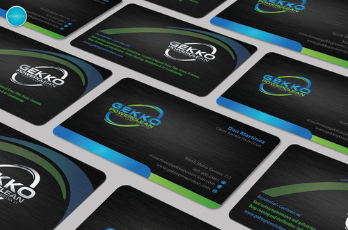 Professional Hard Surface Floor Maintenance • Indoor Air Quality Specialists Business Cards and Stationery  Draft # 400 by aheadpoint