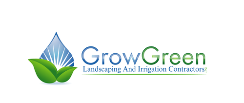 Grow Green Landscaping and Irrigation Contractors Inc A Logo, Monogram, or Icon  Draft # 59 by neonlite