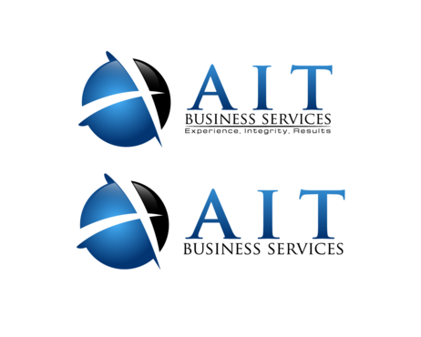 AIT Business Services A Logo, Monogram, or Icon  Draft # 439 by psstudio