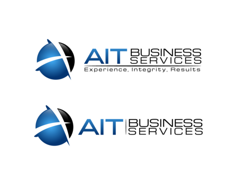 AIT Business Services A Logo, Monogram, or Icon  Draft # 440 by psstudio