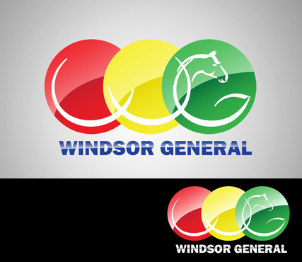 WINDSOR GENERAL A Logo, Monogram, or Icon  Draft # 470 by MycroDesigner001