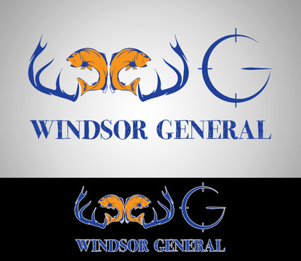 WINDSOR GENERAL A Logo, Monogram, or Icon  Draft # 471 by MycroDesigner001