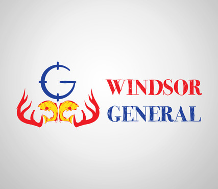 WINDSOR GENERAL A Logo, Monogram, or Icon  Draft # 473 by MycroDesigner001