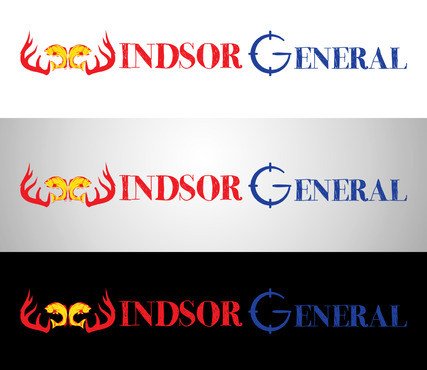 WINDSOR GENERAL A Logo, Monogram, or Icon  Draft # 476 by MycroDesigner001