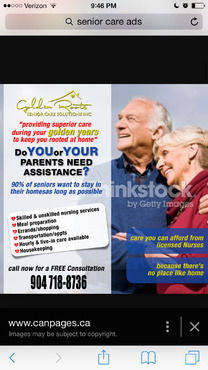 senior citizen home health care Marketing collateral  Draft # 45 by creativeoutline